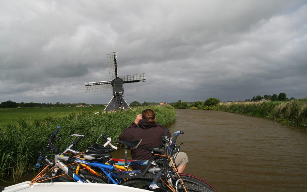 Cyklo-parník Friesland