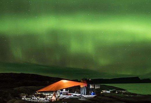 Polární záře – foto-expedice Kanada