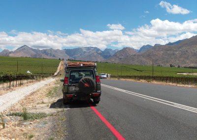 Gastro-Tour Kapsko